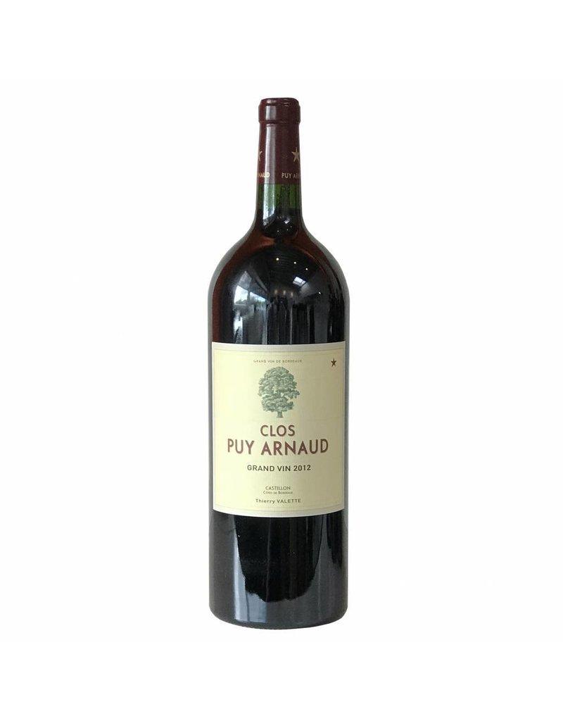 Clos Puy Arnaud Grand Vin 2012 - Magnum