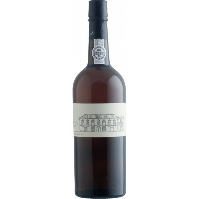 Morgadio da Calcada Dry White Port