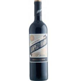 Lopez de Haro Rioja Reserva 2012