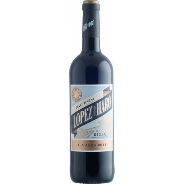 Lopez de Haro Rioja Crianza 2014