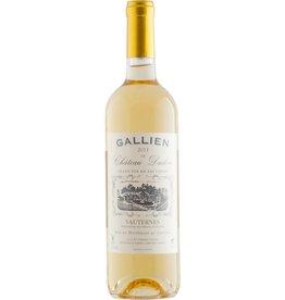 Dudon Sauternes, Gallien de Chateau 2016