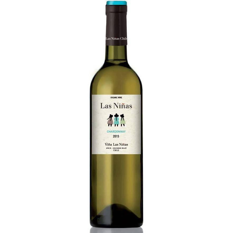 Las Ninas Chardonnay 2015