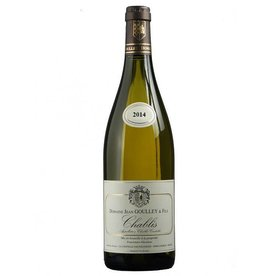 Jean Goulley Chablis Reserve 2014