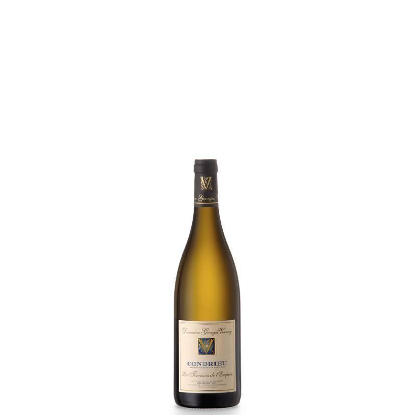 """Georges Vernay 1/2 fles Condrieu """"Les Terrasses de l'Empire' 2015"""