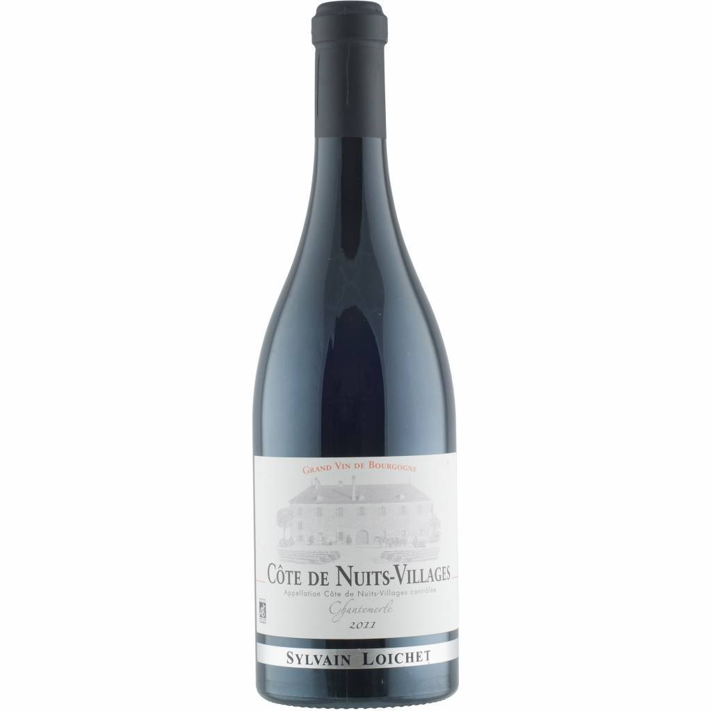 Sylvain Loichet Cote de Nuits-Villages 'Chantemerle' 2011