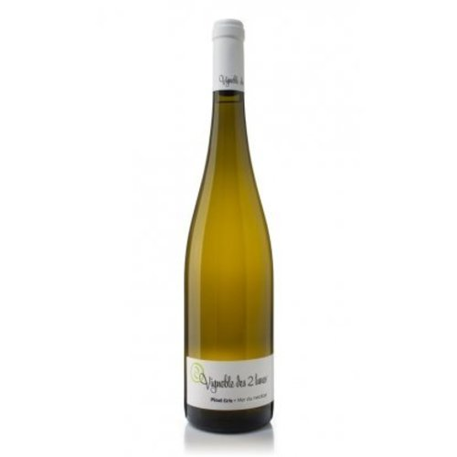 Vignoble des 2 Lunes Pinot Gris Lune 2 Miel Selection de Grains Nobles