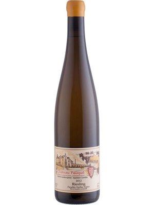 Château Pauqué Riesling Paradaïs Vieilles Vignes 2015