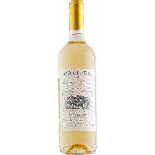Dudon Sauternes, Gallien de Chateau 2014 - 0,5L