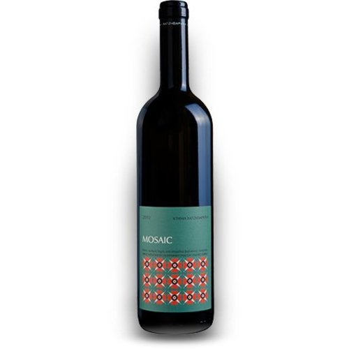 Chatzivariti Mosaic Red 2015