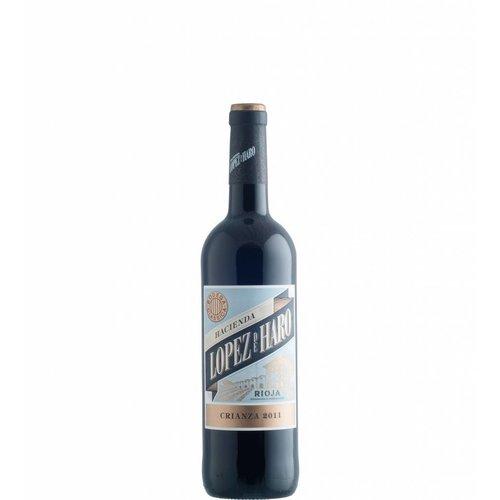 Lopez de Haro Rioja Crianza 2014  ½ bottle