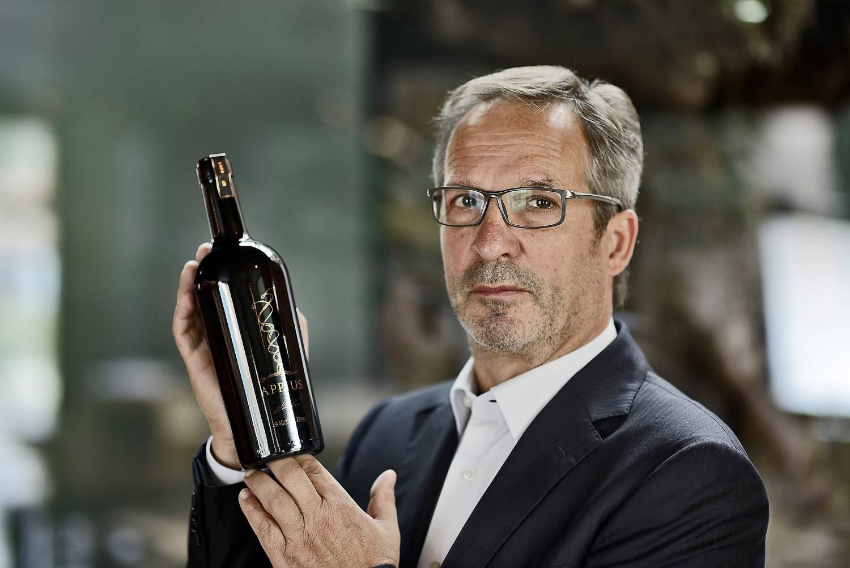 Hans Terzer met Appius 2012