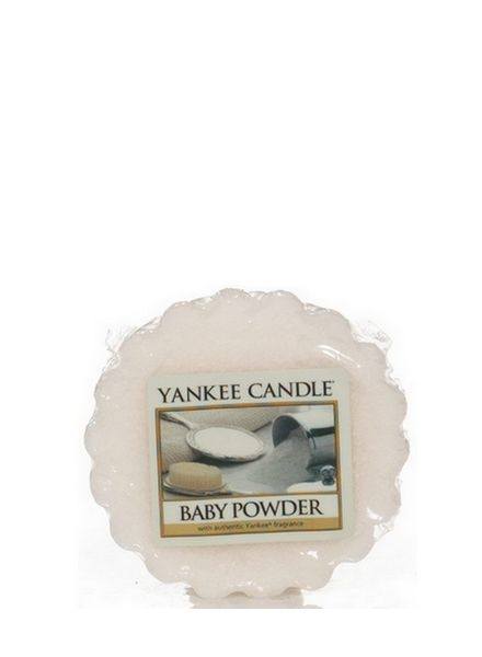 Yankee Candle Baby Powder Tart