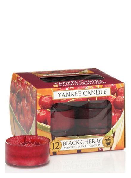 Black Cherry Theelichten
