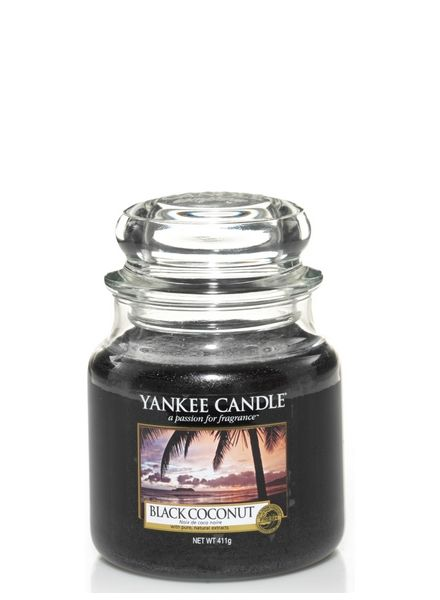 Yankee Candle Yankee Candle Black Coconut Small Jar
