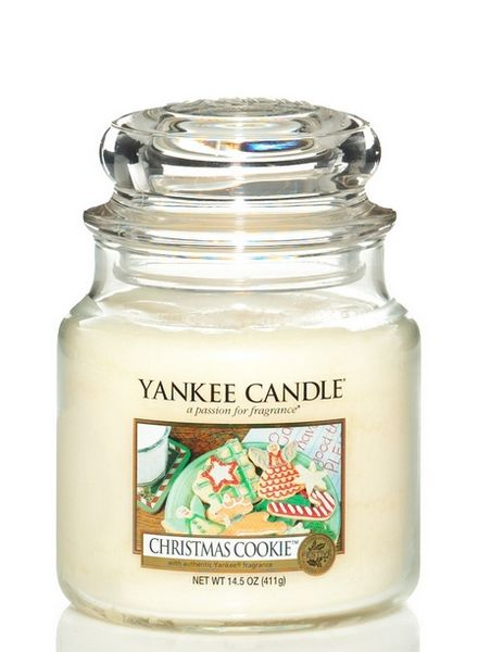 Yankee Candle Yankee Candle Christmas Cookie Medium Jar