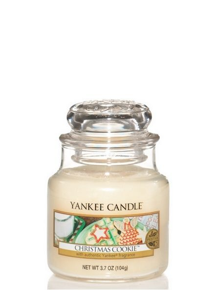 Yankee Candle Christmas Cookie Small Jar