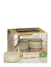 Yankee Candle Christmas Cookie Theelichten