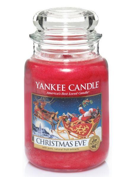 Yankee Candle Yanke Candle Christmas Eve Large Jar