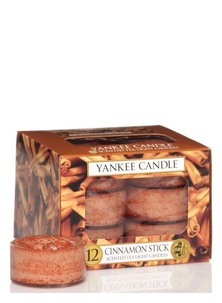 Yankee Candle Yankee Candle Cinnamon Stick Theelichten