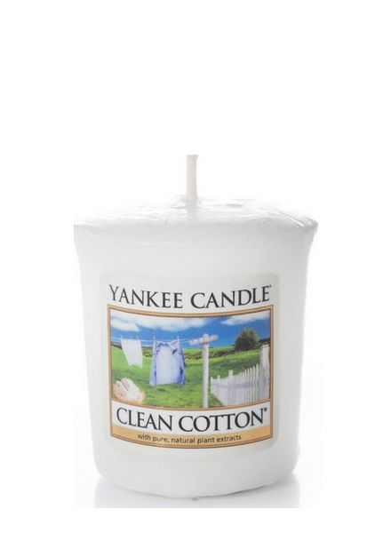 Yankee Candle Yankee Candle Clean Cotton Votive