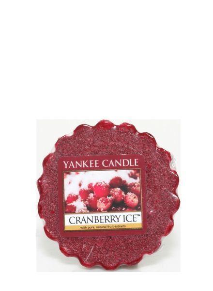 Cranberry Ice Tart