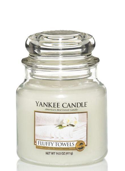 Yankee Candle Yankee Candle Fluffy Towels Medium Jar
