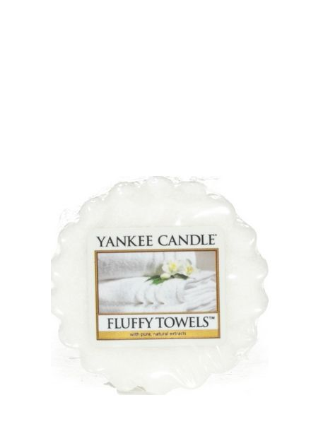 Yankee Candle Yankee Candle Fluffy Towels Tart