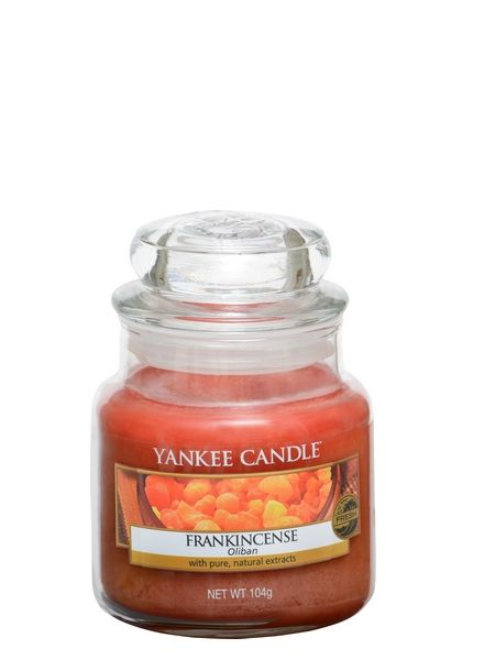 Yankee Candle Frankincense Small Jar
