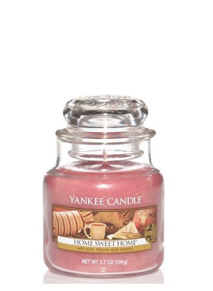 Yankee Candle Yankee Candle Home Sweet Home Small Jar