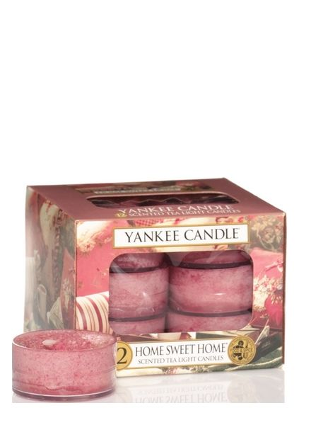 Yankee Candle Yankee Candle Home Sweet Home Theelichten