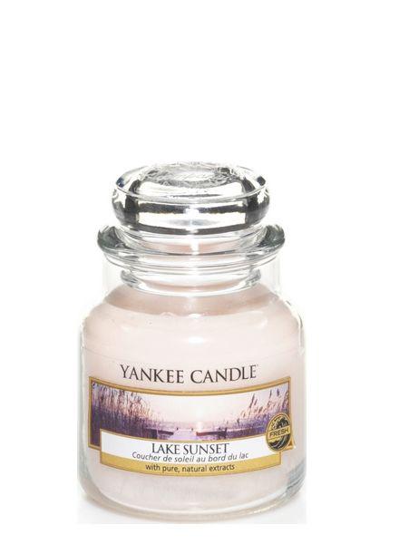 Yankee Candle Lake Sunset Small Jar