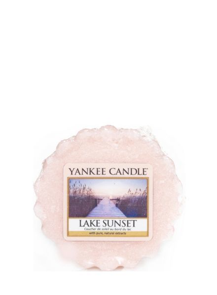Yankee Candle Lake Sunset Tart
