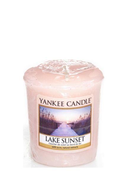 Lake Sunset Votive