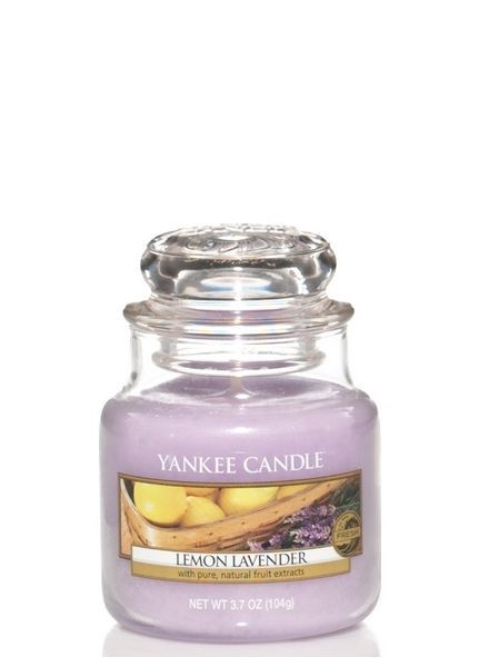 Yankee Candle Lemon Lavender Small Jar