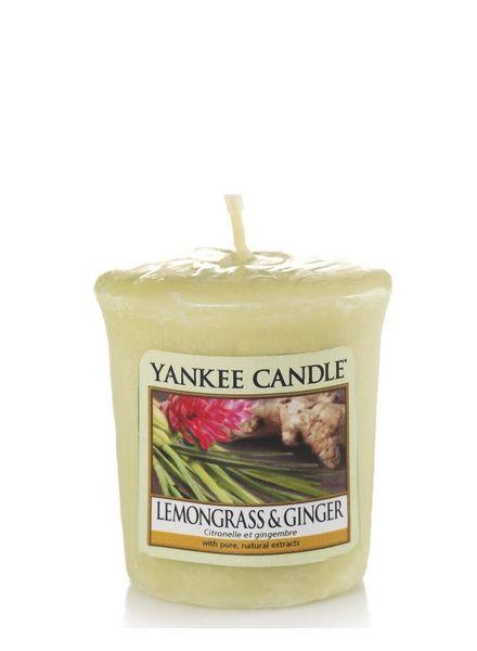Lemongrass & Ginger Votive
