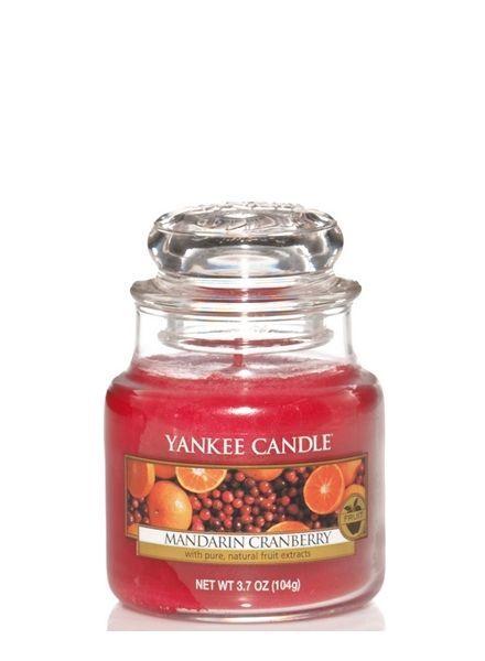 Mandarin Cranberry Small Jar