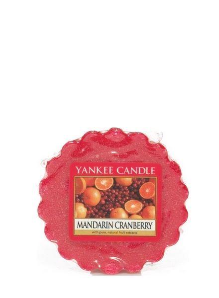 Mandarin Cranberry Tart