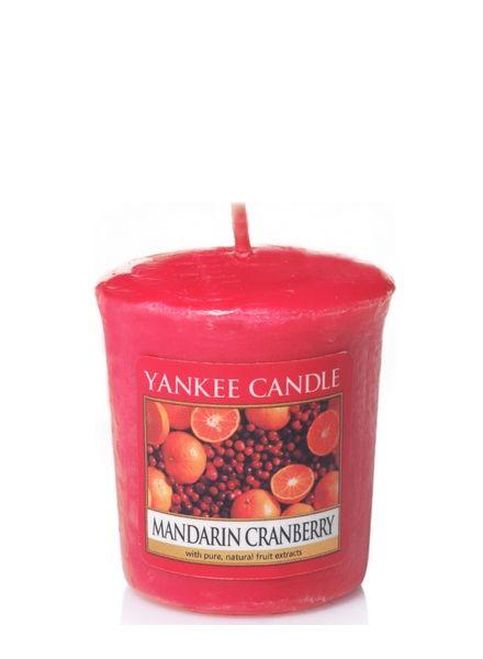 Yankee Candle Mandarin Cranberry Votive