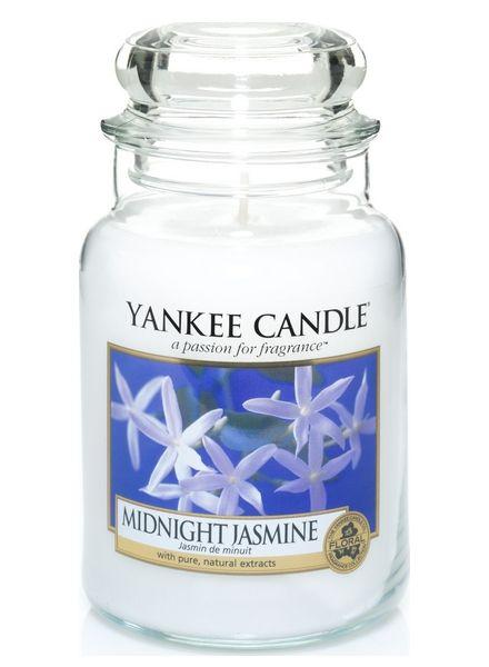 Yankee Candle Yanke Candle Midnight Jasmine Large Jar