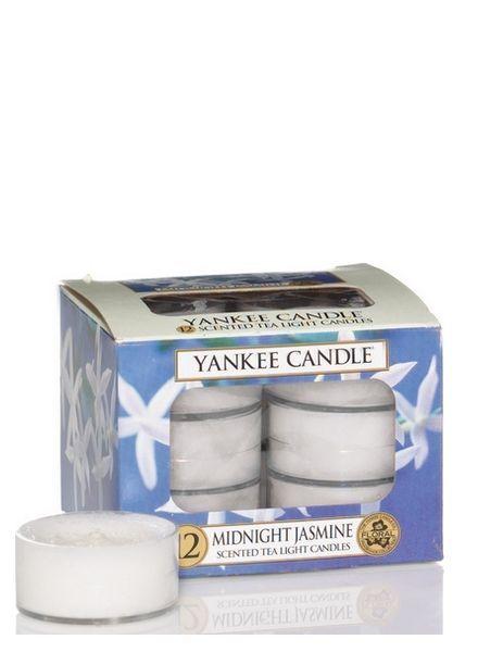 Yankee Candle Midnight Jasmine Theelichten