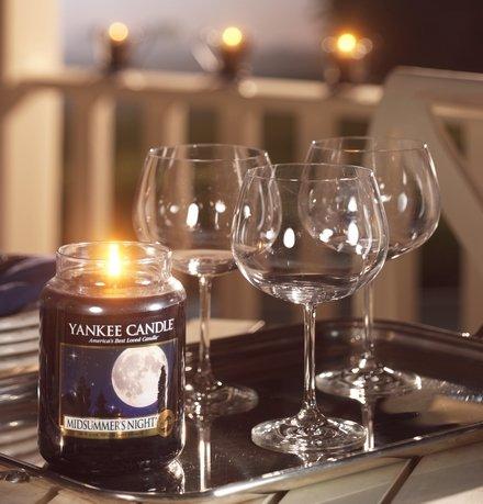 Yankee Candle Yanke Candle Midsummers Night Large Jar