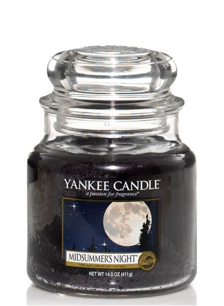 Yankee Candle Midsummers Night Medium Jar
