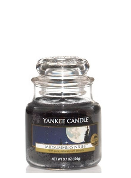 Yankee Candle Midsummers Night Small Jar