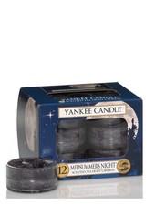 Yankee Candle Midsummers Night Theelichten