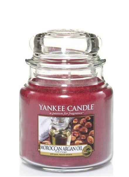 Yankee Candle Yankee Candle Moroccan Argan Oil Medium Jar