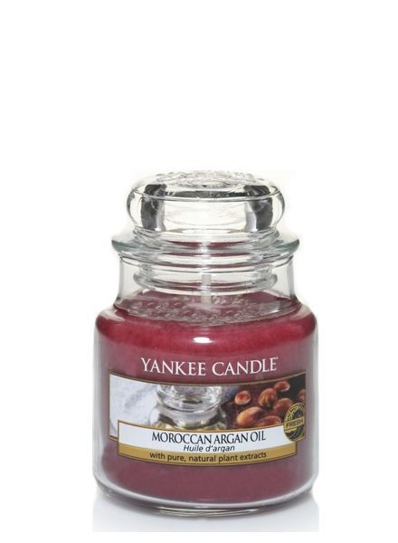 Yankee Candle Moroccan Argan Oil Small Jar