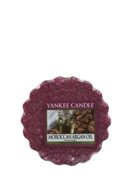 Yankee Candle Moroccan Argan Oil Tart
