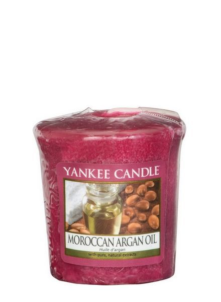 Moroccan Argan Oil Votive