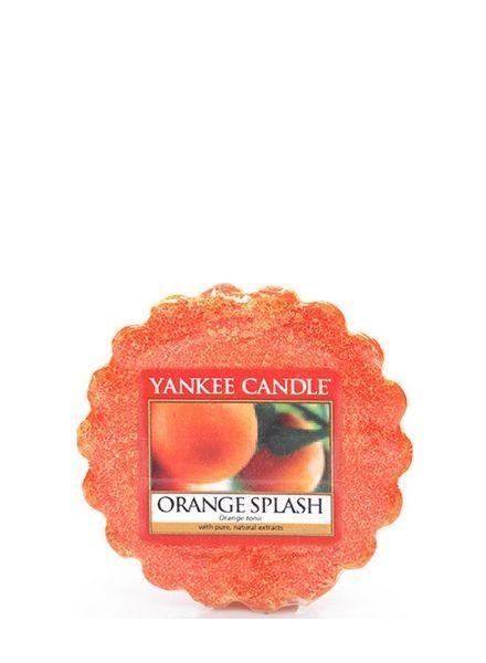 Orange Splash Tart