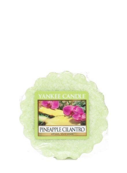 Pineapple Cilantro Tart